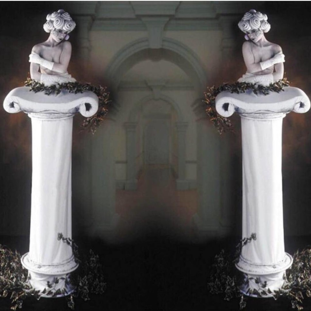 Our gorgeous new livingstatues stone busts perfect for weddings andhellip